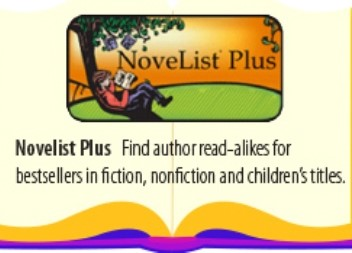 Use your library card to login into NoveList Plus