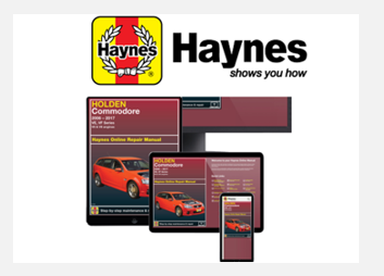 Haynes workshop