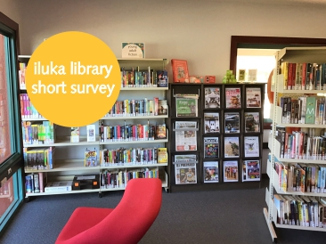 Iluka library short survey