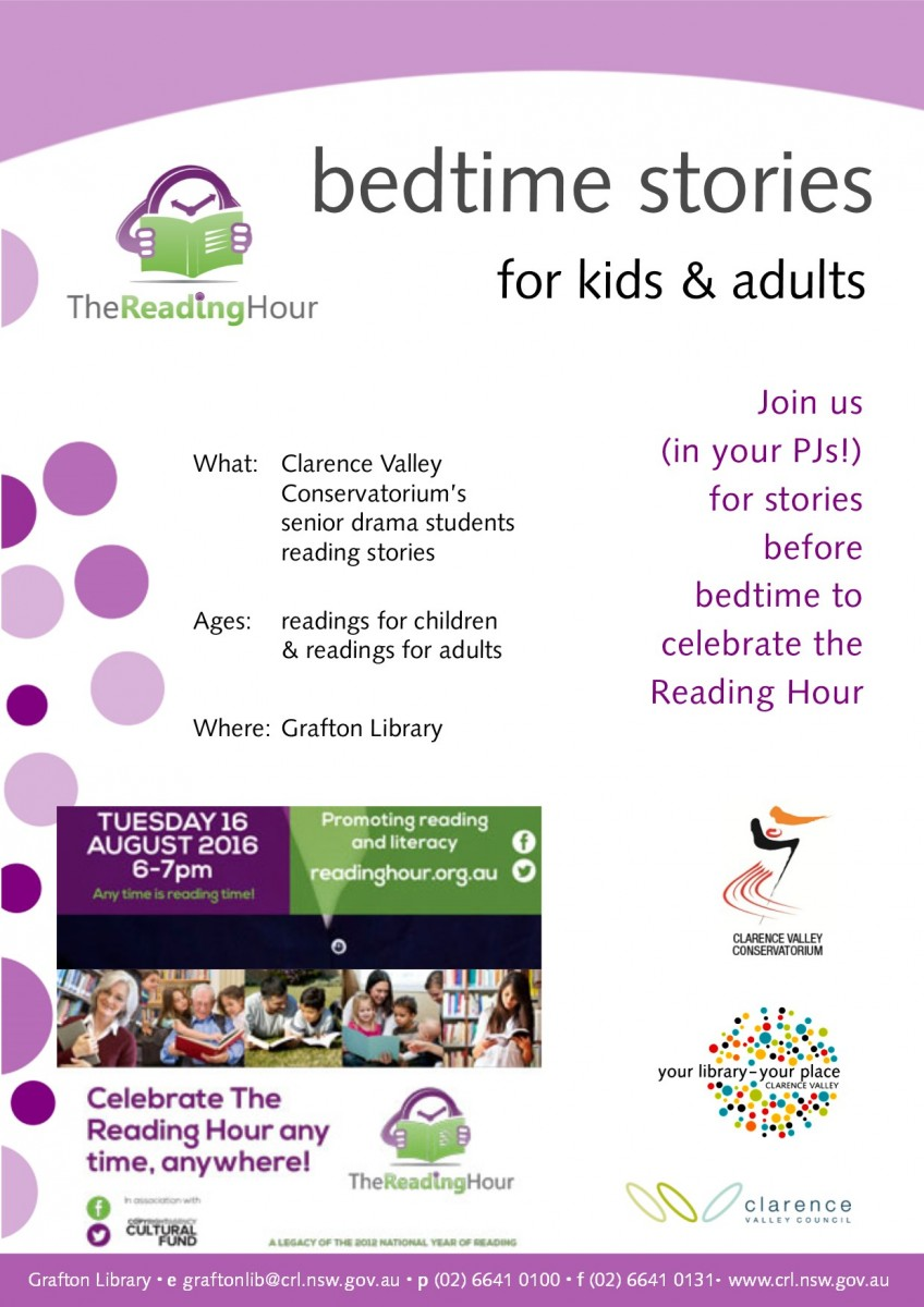 Bedtime Stories For Kids Amp Adults Tuesday 16 August