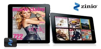 Try one of our online magazines